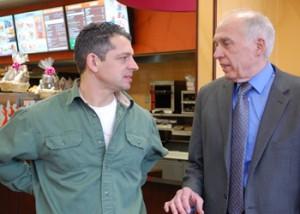 Eric Barreira, Owner, Dunkin Donuts, Hartford, CT